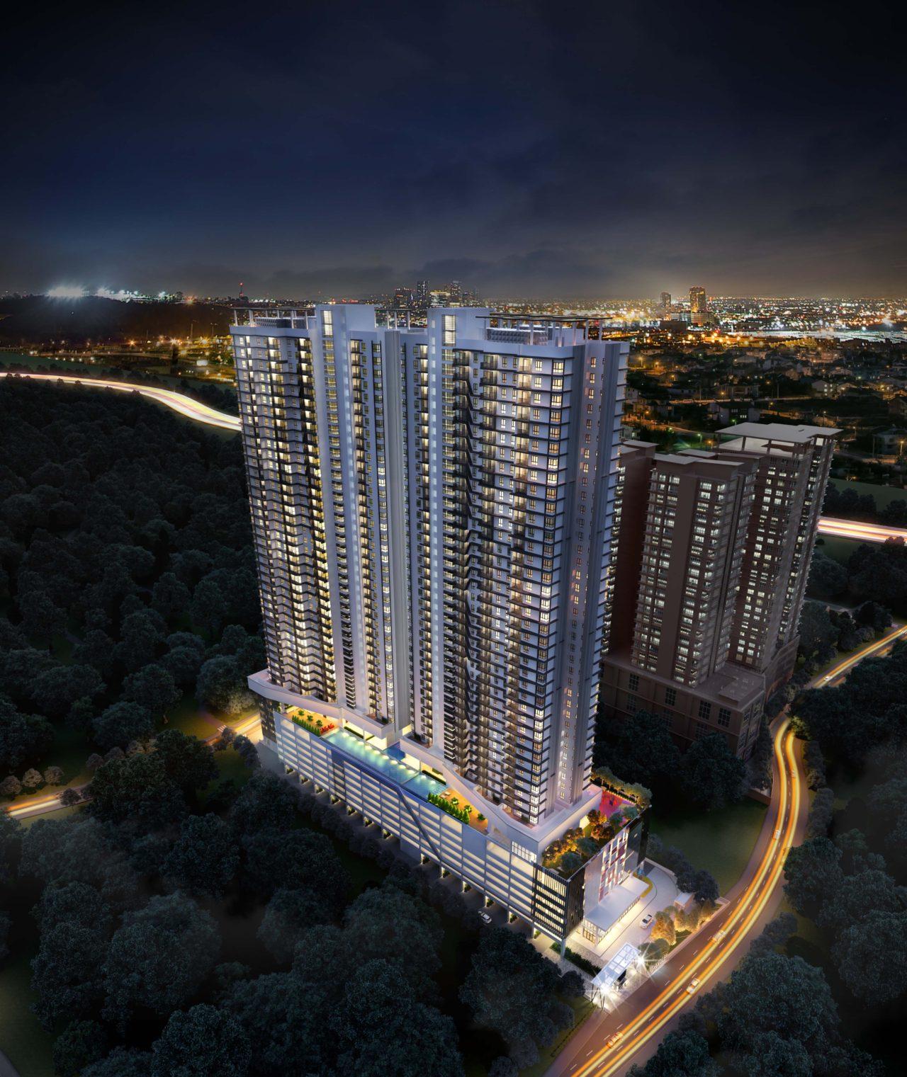Night view of Inspirasi MK